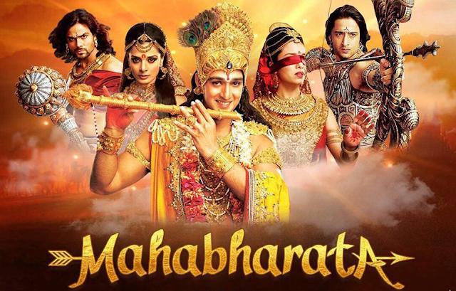 MNCTV kesudahannya akan segera menayangkan kembali serial terkenal India  Daftar Nama Pemain Mahabharata Terlengkap