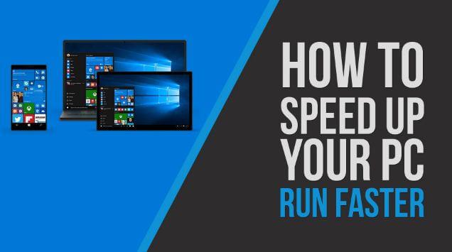 تسريع, إجراءات, بدء, التشغيل, وتمهيد, Windows 10