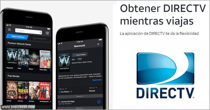 AT&T lanza aplicación para el móvil y el PC para ver DirecTV online en Venezuela