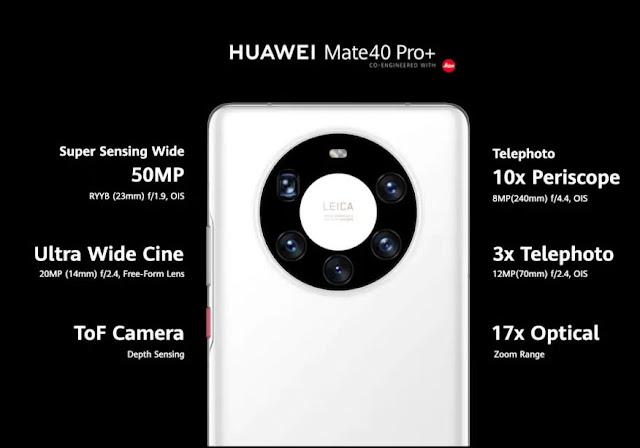 Huawei Mate 40 Pro en France Prix, caractéristiques et fiche technique.le Mate 40 Pro 5G de Huawei (NOH-AL00)