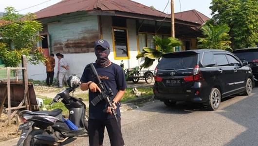 Terduga Teroris di Padang Miliki Peran Sentral, Dari Pemasok Dana Hingga Berencana Ledakkan Kantor Polisi Saat HUT RI
