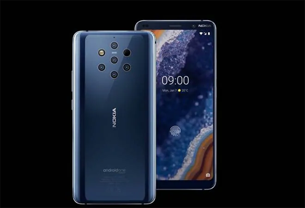 New Delhi, News, National, Technology, Business, Nokia, Mobile Phone, Nokia 9 PureView With Penta-Lens Camera Launched in India: Price, Specifications, Offers