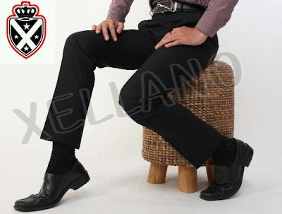 jual celana kain pria slim fit, jual celana panjang formal pria, harga celana panjang formal pria