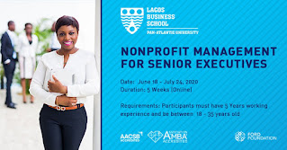 LBS Online Training 2020 for Senior Executives in Nonprofit Management