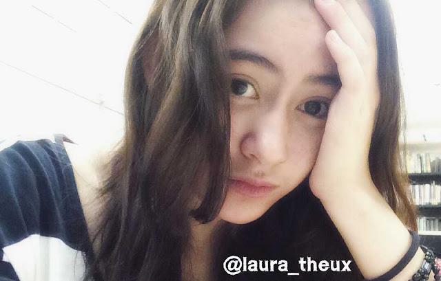 Laura Theux Artis Net Indonesia