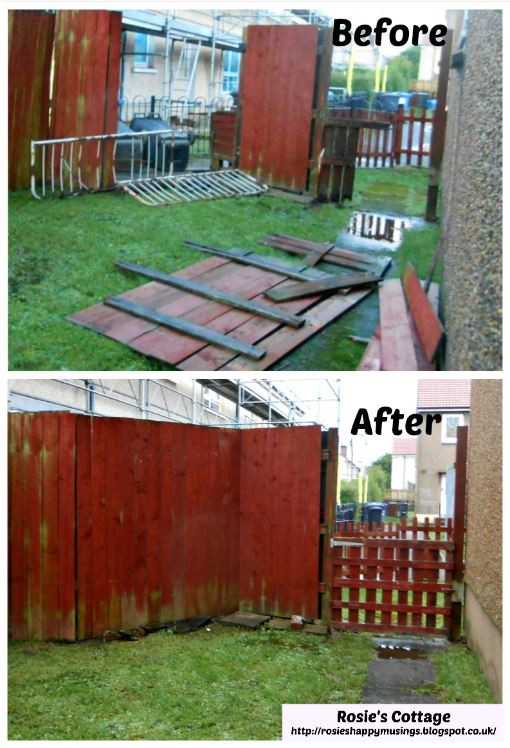 Storm Damage Repairs - Before & After