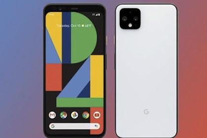 Fitur dan Spesifikasi Google Pixel 4