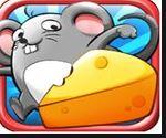 Chơi game chuột tìm bánh