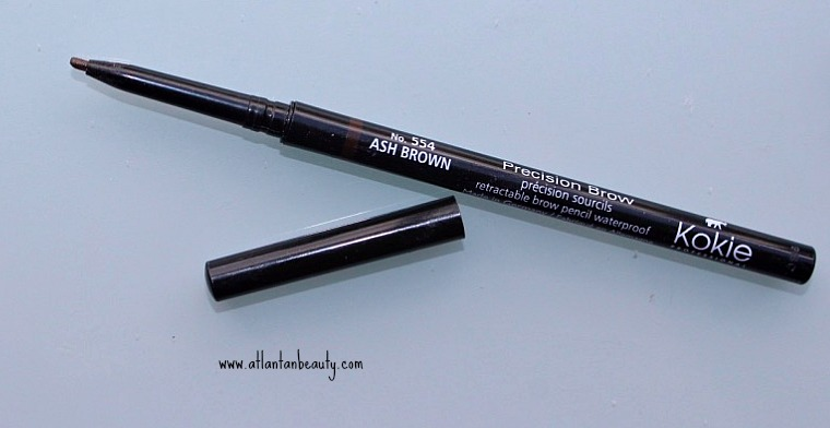 Kokie Cosmetics Precision Brow Pencil