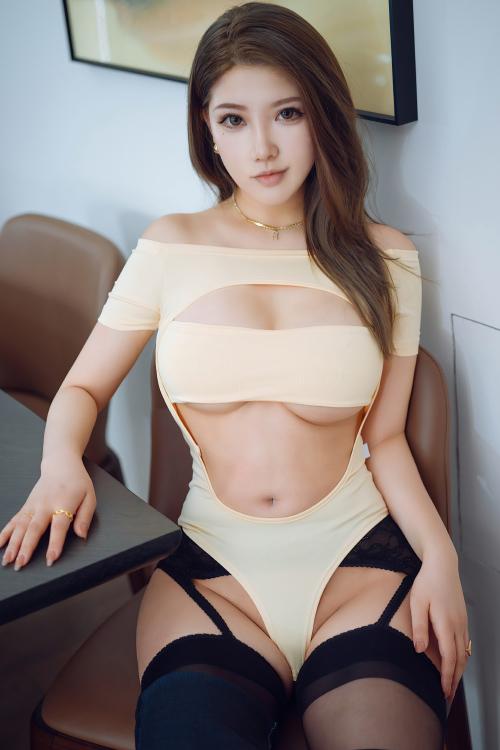 [HuaYang花漾show] 2021.06.23 Vol.417 小海臀Rena