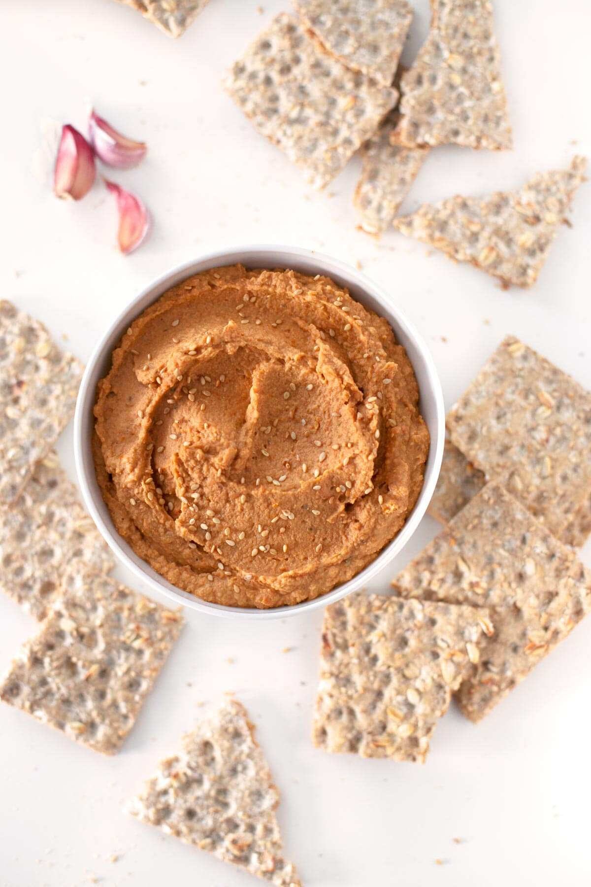 Lentil Pate. - This lentil pâté is perfect for breakfast, to make sandwiches or as a garnish or snack with bread, crudités or nachos.