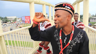 akwa ibom musician etubom ani calls for peace