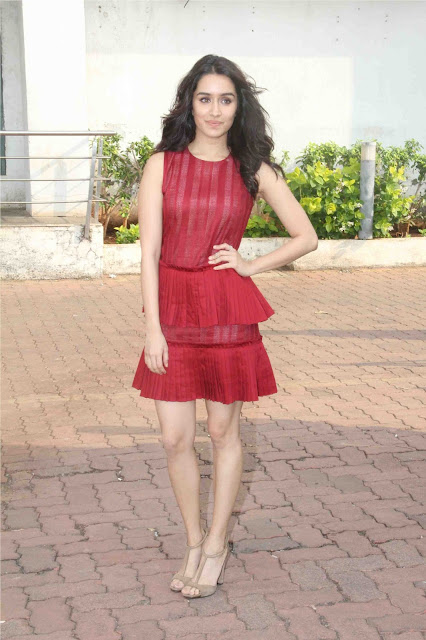Shraddha Kapoor Promote Ok Jaanu Movie