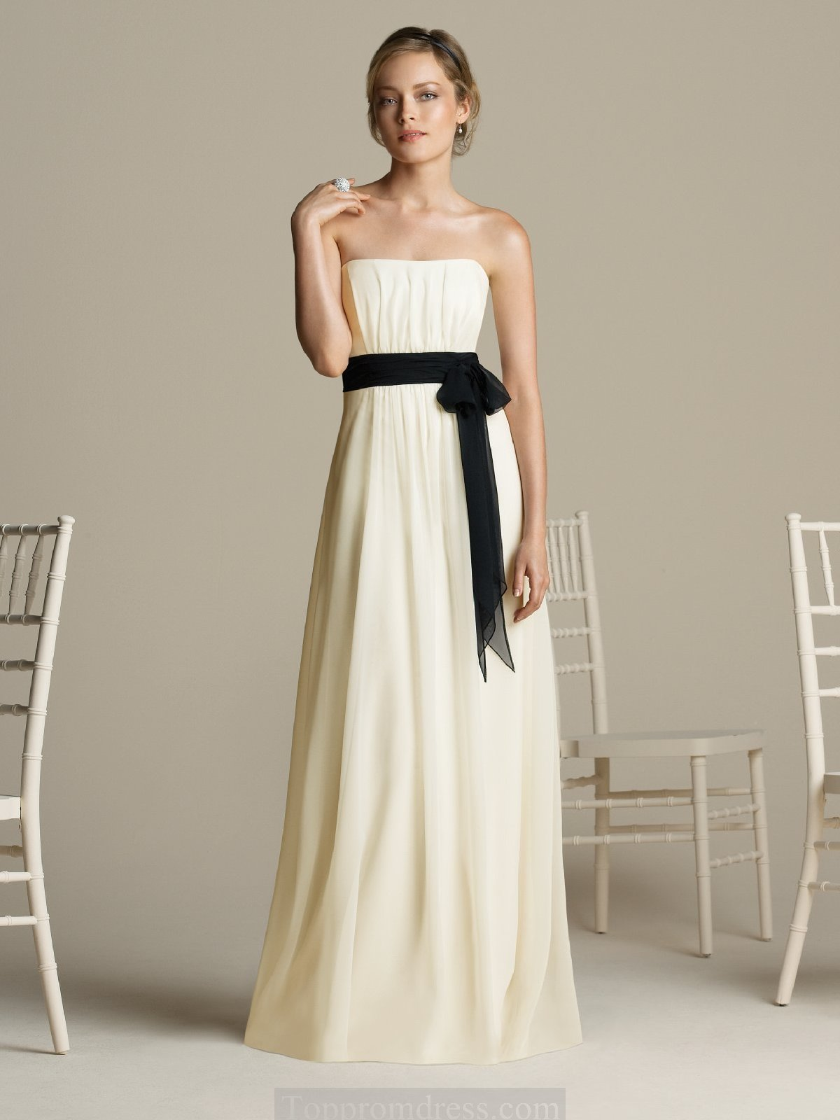 blog for dress shopping how to wear white prom dresses to avoid being too bridal. Black Bedroom Furniture Sets. Home Design Ideas