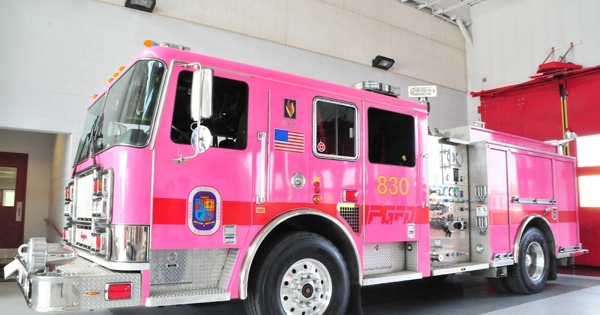 Prince George's County Fire/EMS Department: PGFD PINK ...