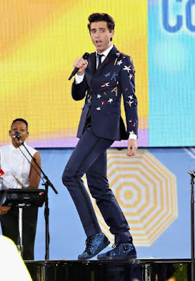 Mika Brings His Pop To GMA