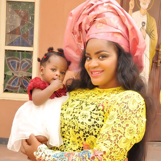 Uche Ogbodo Daughter