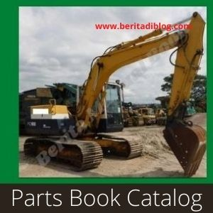 Parts Book Catalog pc100-5
