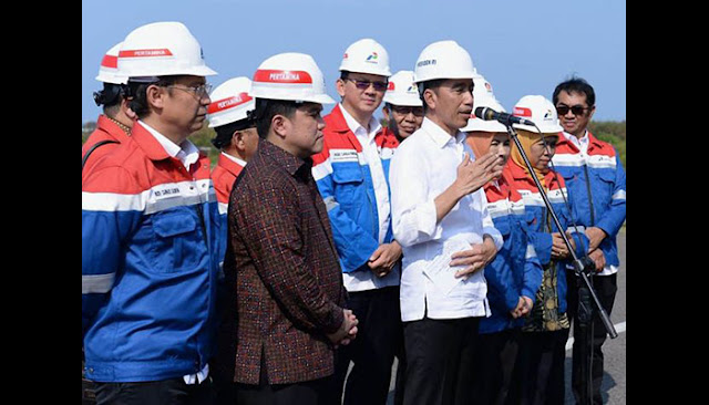 Pertamina Merugi, Jokowi Harus Bertanggungjawab