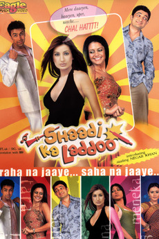 Shaadi Ka Laddoo (2004) Hindi 720p HDRip 900MB Full Movie