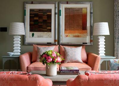 Contoh desain ruang tamu kecil minimalis elegan sederhana