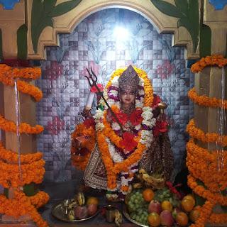 प्यारा सजा है दरबार, भवानी..मां दुर्गा के 18वें स्थापना दिवस पर धार्मिक अनुष्ठान शुरू | #NayaSaberaNetwork