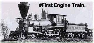 First Engine Trai