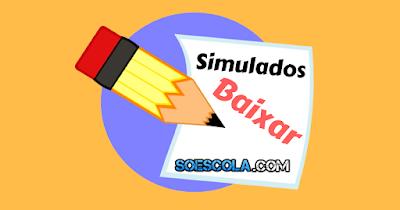 Baixe Simulados de Língua Portuguesa