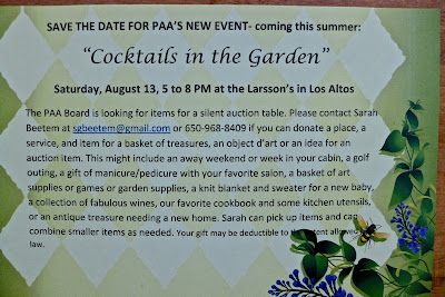 Cocktails and Fundraising, August 13, 2016