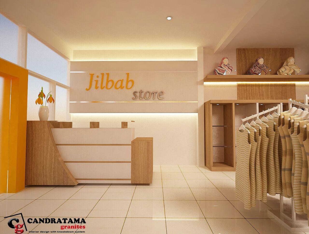 Desain Toko Muslim Jilbab dan Perlengkapan Muslim Kediri ...