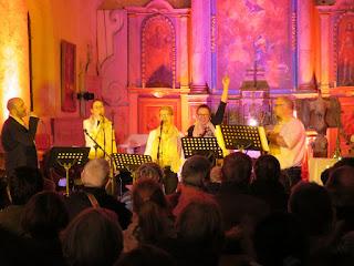 concert gospel eglise corny 27 eure noël