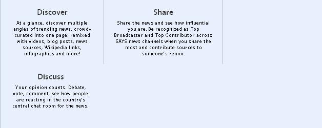 SAYS berwajah baru! | Jom Daftar SAYS !