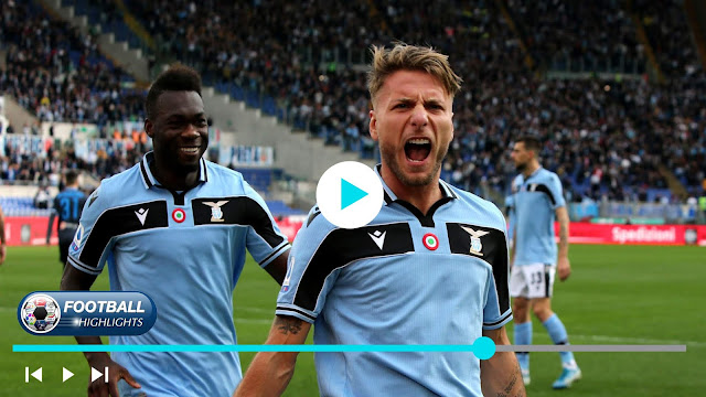 Lazio vs SPAL – Highlights