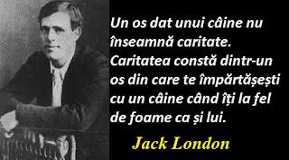Maxima zilei: 12 ianuarie - Jack London