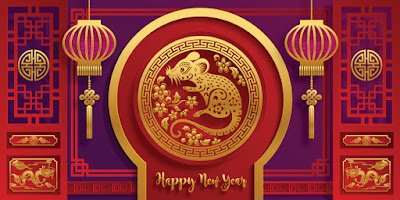Happy Chinese New Year 2020 Pictures Download