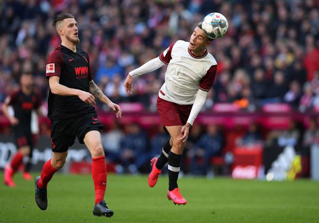 Video Bayern Munich 2-0 Augsburg: Hiệp hai tưng bừng, bù giờ chốt hạ