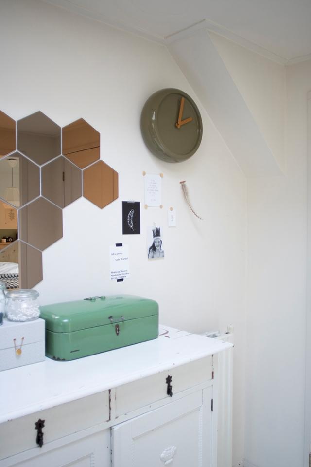 Decorar paredes con gotelé