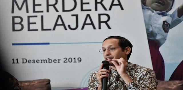 Nadiem Gunakan 'Merdeka Belajar', FSGI: Sama Saja Mempopulerkan Perusahaan Tersebut