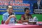 Serap Aspirasi Masyarakat, Anggota Dewan dari Fraksi Partai Demokrat Ir.Martinus Khiu Melakukan Reses di Desa Karya Bakti