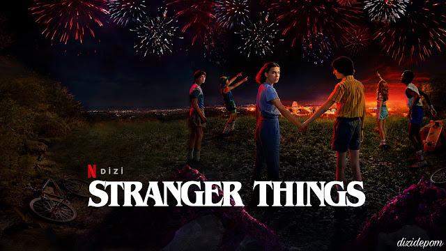 Stranger Things Dizisi İndir