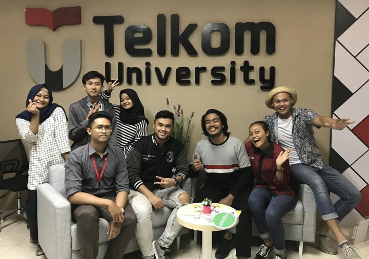 Prospek Kerja Telkom University