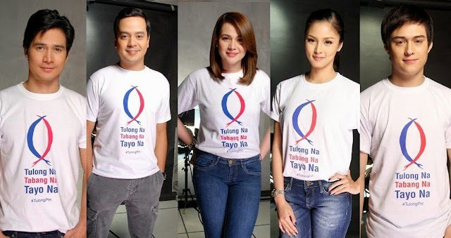 ABS-CBN Mobile for Typhoon Yolanda survivors