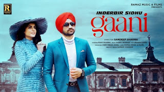Gaani Lyrics Inderbir Sidhu