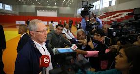 Panamericanos tendrán infraestructura de calidad y buen nivel deportivo, sostuvo el Presidente Kuczynski