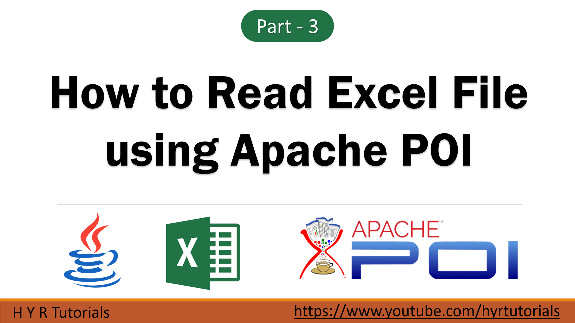 How to Read Excel File using Apache POI