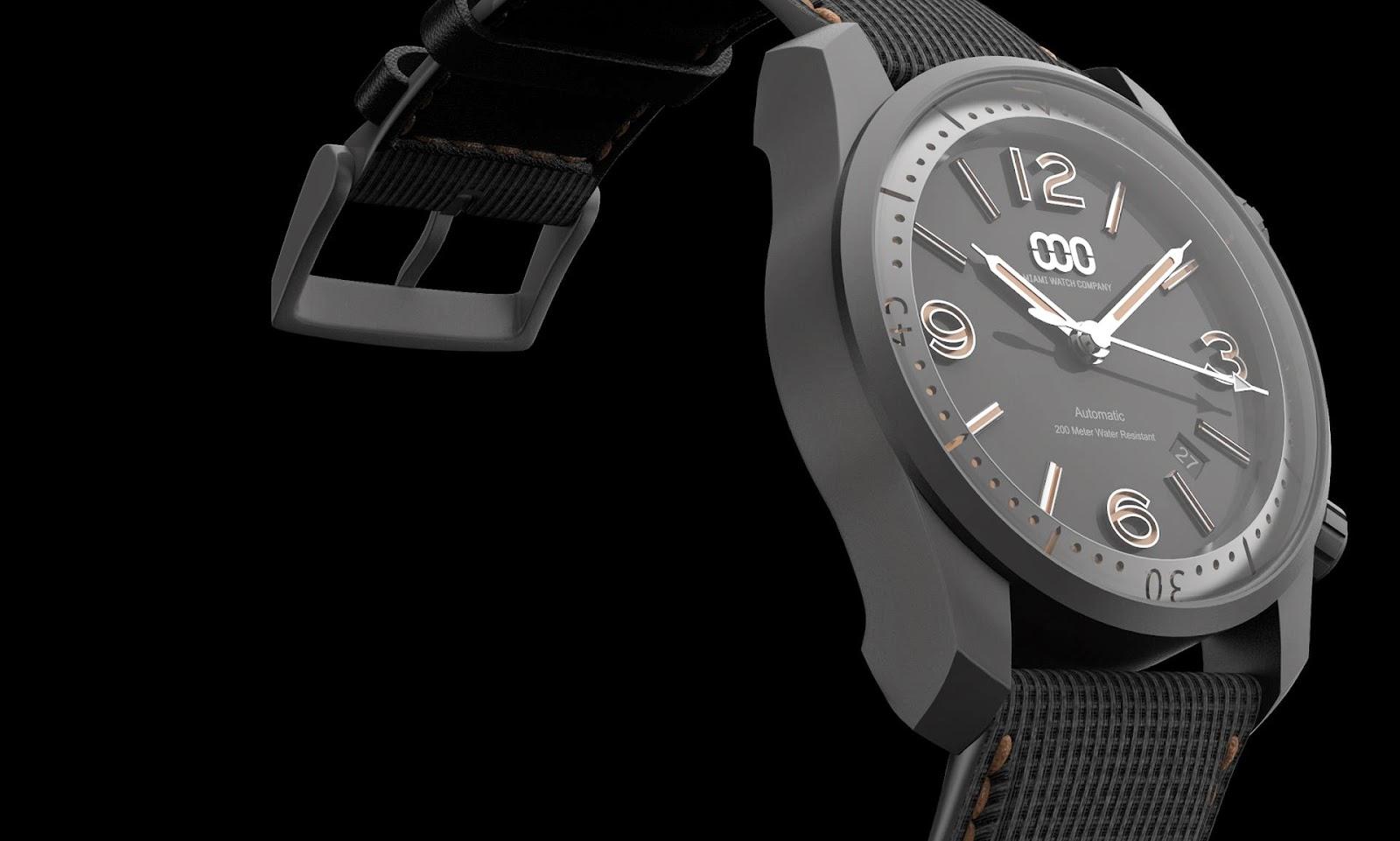 Miami Watch Company Viperidae Watch Series