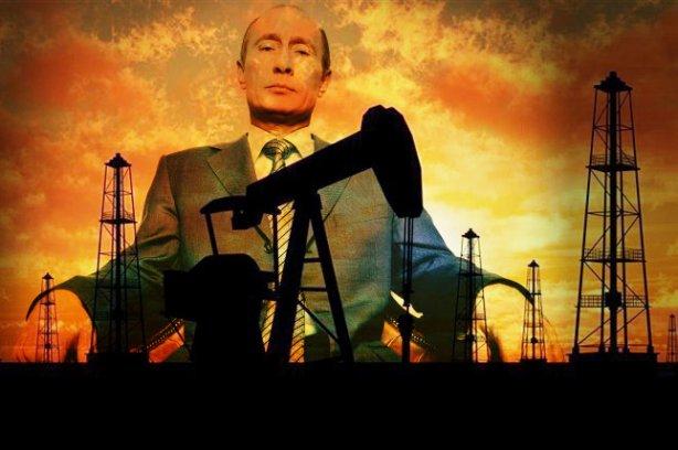 Путин - король нефти. Александр Роджерс