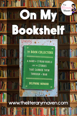 The Book Collectors tells the story of young men building a library in the midst of conflict. Read on for my review and ideas for classroom use.