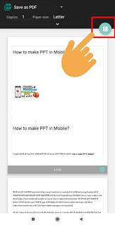 Convert a Web Page to PDF