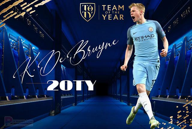 Review Kevin De Bruyne 20TY | Xứng đáng top 5 cầu thủ tấn công tốt nhất